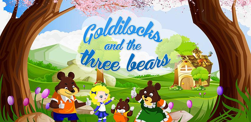 Goldilocks And The Three Bears Activepanda