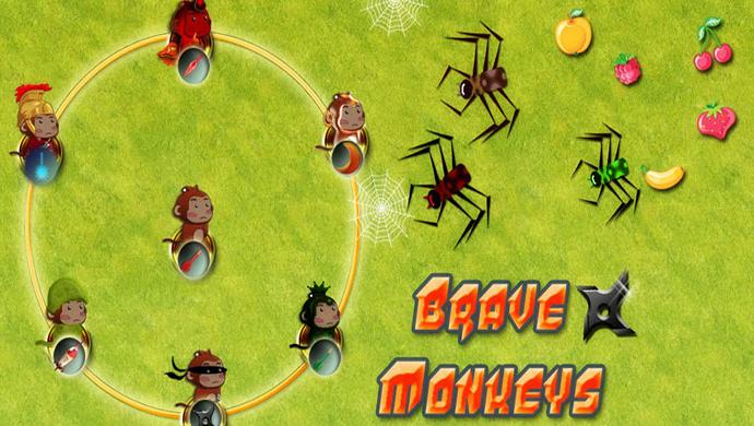 Brave Monkeys