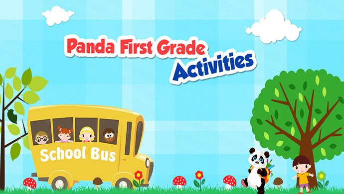 1st Grade Activities